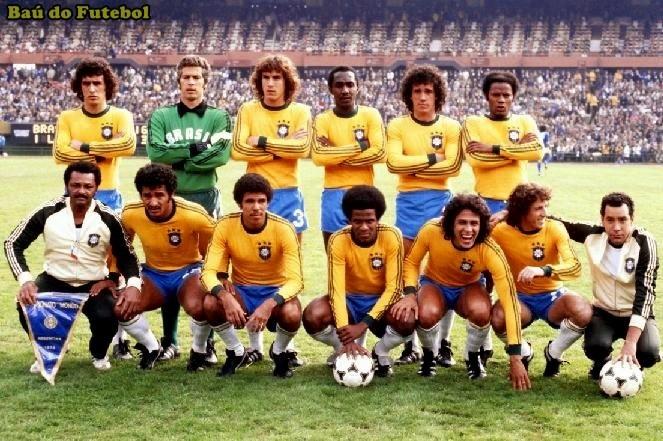 Foto seleo brasileira 1978 14
