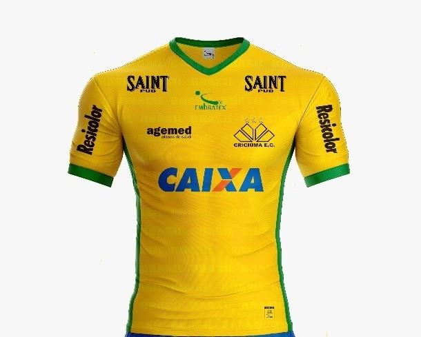 15d7da0356 Verde com amarelo da Seleção na camisa do Tigre - Blog Denis Luciano ...